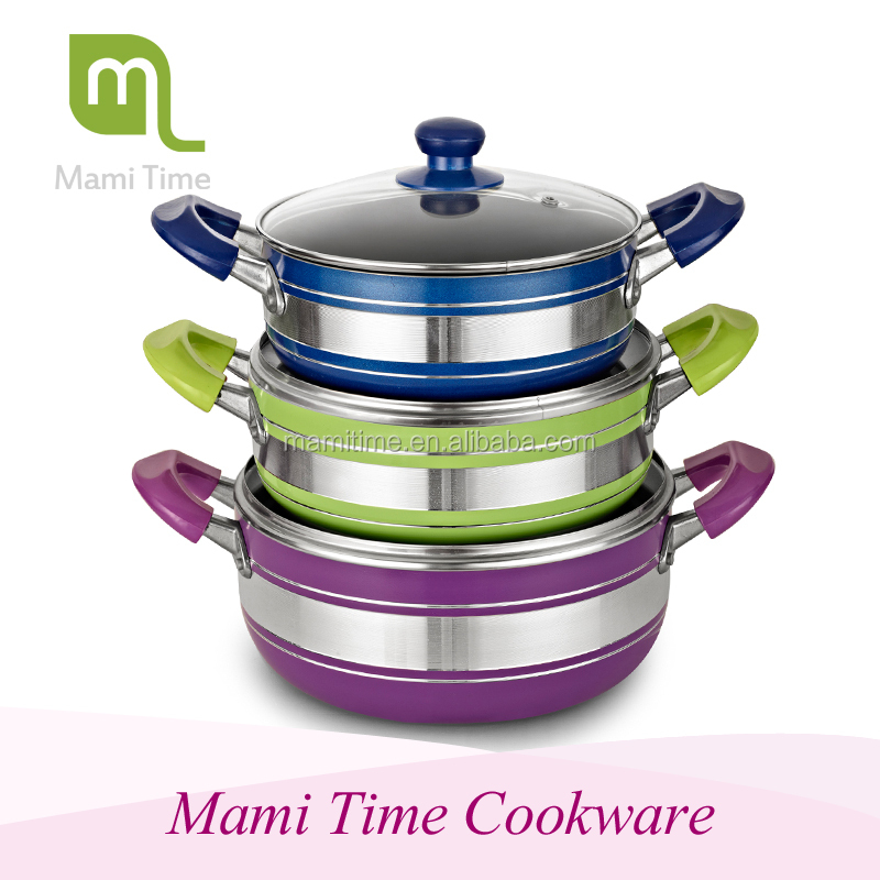 Unique design top selling nano cookware