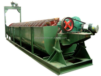Sprial Separator Mining Equipment/gold lead silver processing machine