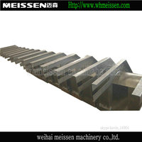 large type stainless steel Sheet metal support bracket or box metal parts fabrication