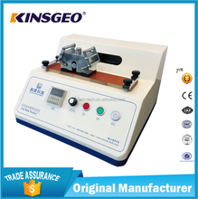 KJ-8310 Professional Ink abrasion test instrument