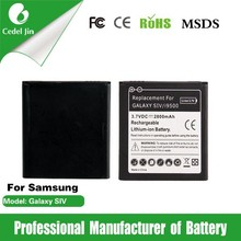 Mobile battery making machine battery For Samsung galaxy S4 I9500 GT-i9295/GT-I9500 GT-i9502/GT-i9505/GT-i9506
