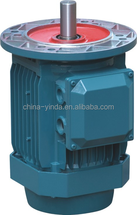 Y2 three-phase induction dc motor