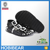 HOBIBEAR 2015 new boy sandals leisure flat sandals for kids hot sale ready shoes