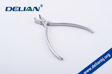 Delian Universal Cut & Hold Distal End Cutter Distal End Cutters Plier for Orthodontics & Prosthetics High Quality