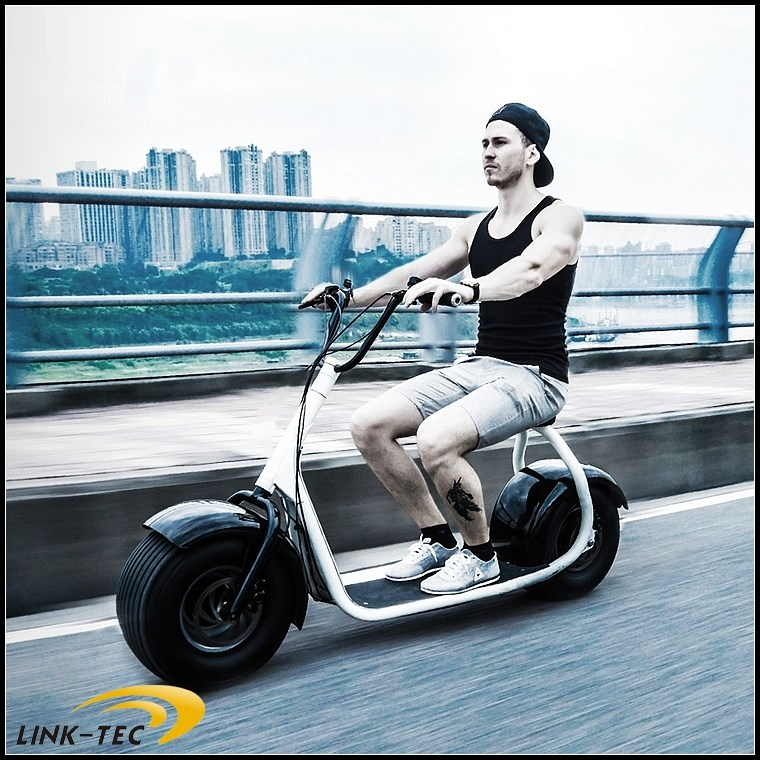 New design harley motor fastest speed citycocoelectric scooter with CE certificate
