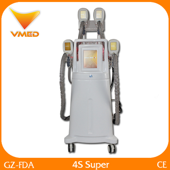 newest freeze cells cool tech lipo vacuum cryotherapy cryo liposution fat freezing slimming machine