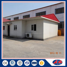 ready made low cost light steel structure prefabricated house