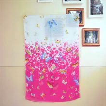 cheap price thai silk scarves for ladies OEM available