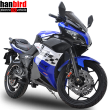 Hot Sale Powerful Electric Racing Motorcycle for Cuba