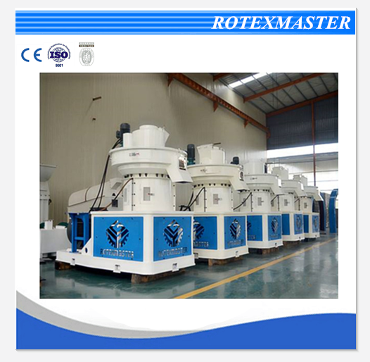 Wood Pellet Machine/Making Machine/Wood Pellet Production Line For Burning
