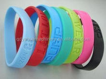 Rubber bands bracelets making machine,silicone bracelet .