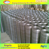 1/2 inch plastic coated welded wire mesh , 1.5 inch welded wire mesh