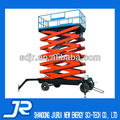 Mobile stage for sale hydraulic lift 1000kg scissor man lift elevator