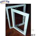 PVC Window Double Casement Sash Window