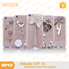 Plastic PC Fancy Decorative Bling Diamond Cover for iPhone 6,BRG Alibaba Wholesale Cover for iPhone 6,for iPhone 6 Diamond Case