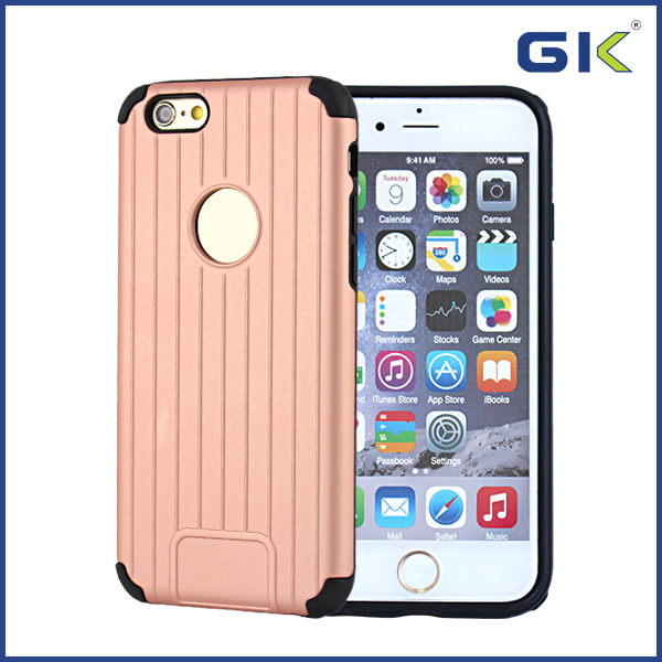 [GGIT] New Design Combo Cover for iPhone 6, TPU PC Case for Apple
