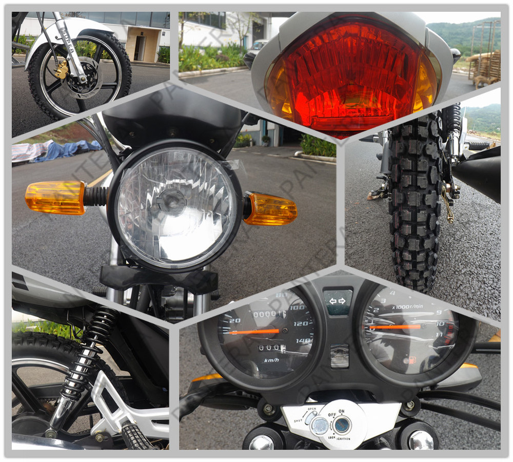 Chinese Low Price 125cc New Sale Motorcycle