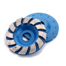 Diamond grinding cup wheel for concrete stone