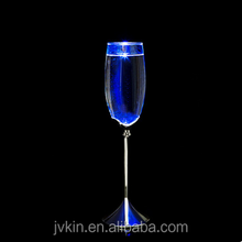 Cool Colorful Flash LED Champagne Glass Cup For Wedding, Wine bar, Gifts