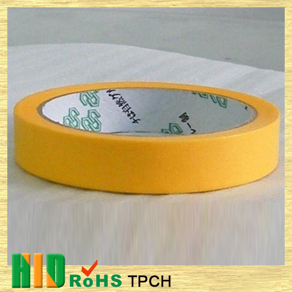 Wholesale china merchandise Car Painting Gummed Tape