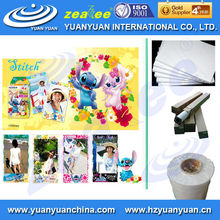 waterproof 180g 220g 230g 260g glossy double sided RC photo inkjet paper for inkjet printer in rolls