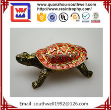 Brass Metal Decorative Tortoise