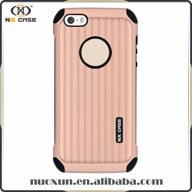 Hot sale newest TPU PC cell phone case for iphone 5s