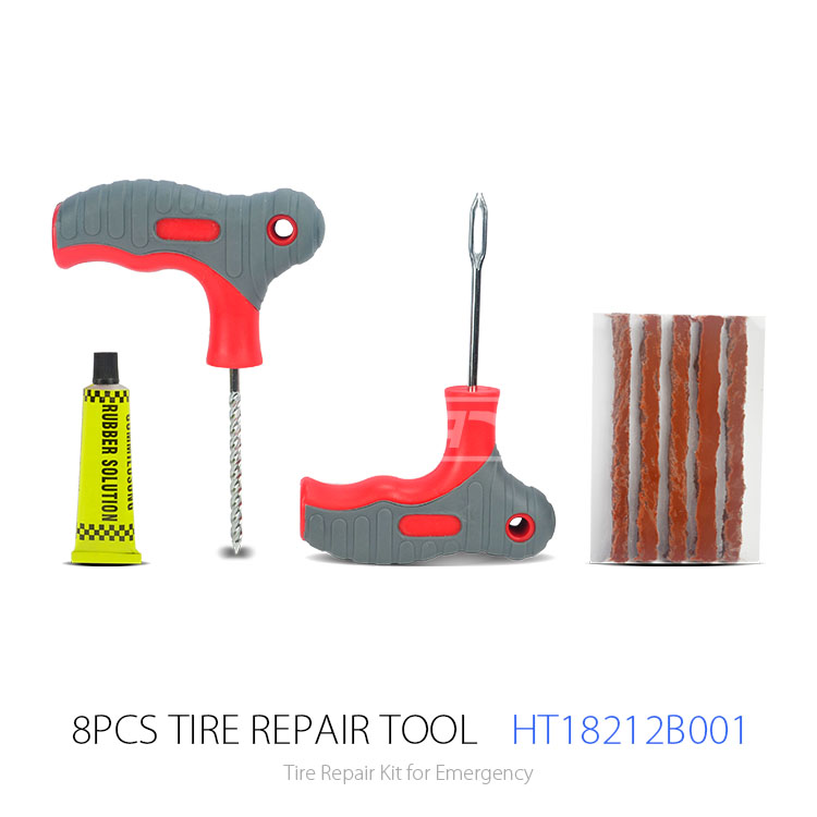 Hot Sale and High Quality Tire Repair Kit Tire Emergency Kit Tire Repair Tools