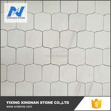 High quality bathroom floor Dolomite mosiac tile