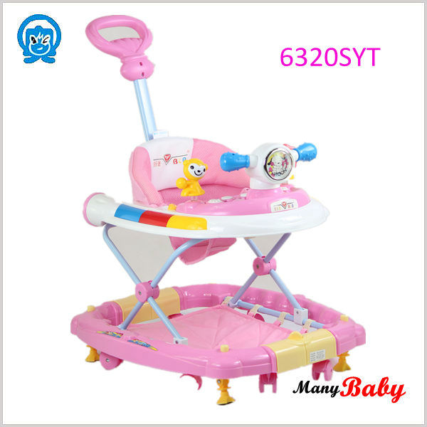2015 lowest price competitive price Baby walker green 6220