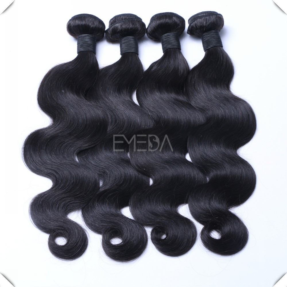 Beautiful curly hair keratin hair body wave new style crochet braids with human hair