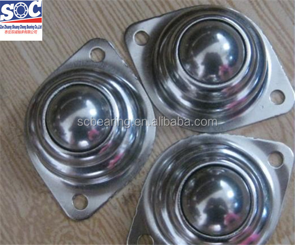 Conveyor roller CY-15H CY15H ball transfer unit bearing