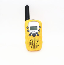 China digital radio two way like mobile phone small walkie talkie with flash light