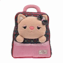 Wholesale Metoo Plush Kindergarten Lovely Cartoon Kid School bag