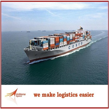 Cargo/Goods Transportation Service from China to Thessalonikli Greece