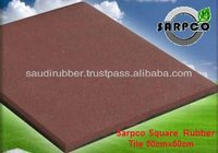 Outdoor Safety Rubber Tiles available in saudi arabia