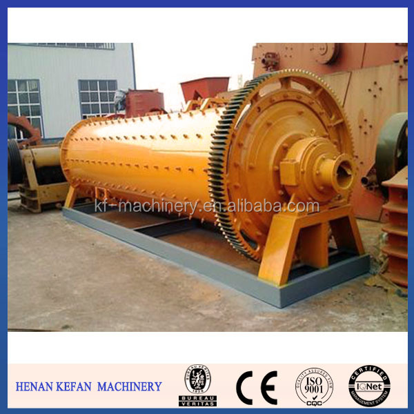 Wide Application Reliable Dry Grinding Ball Mill with Best Price