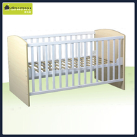 solid wooden comfortable muli-function baby bed picture