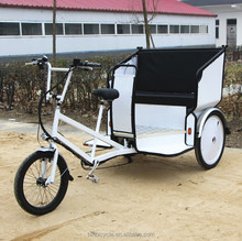 48v 500W electric rickshaw auto pedicab for carrying passengers on hot sale