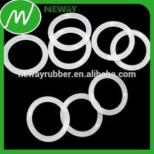 Competitive Price Tansparent Clear Rubber Washers