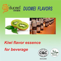 Kiwi fruit flavor for beverage, beverage fruit flavour