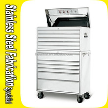 41'' Heavy Duty Stainless Steel Tool Chest