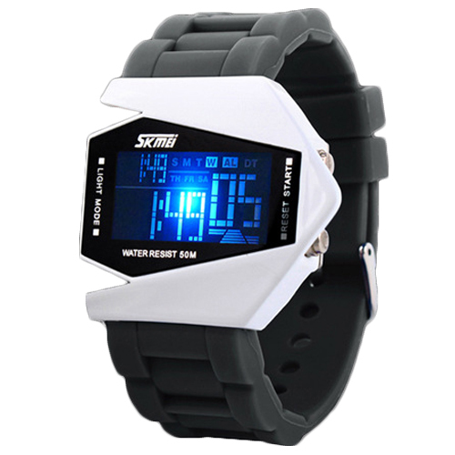 New Digital Led Pilot Watch For boys and Girls Fashion Casual Kids Watches Men Women Electronic Wristwatches Relogio Reloj Led
