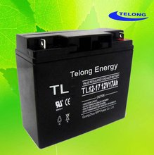 Dry charged lead acid battery with 12V2.8AH