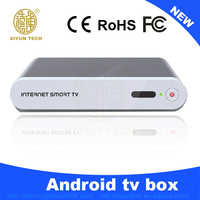HD 1081p dual core google smart android satellite internet tv box