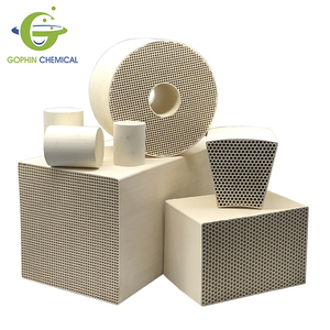 Alumina Porcelain Heat Storage Honeycomb Ceramic Substrate