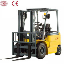 Walking Forklift 1.8 Ton Electric Forklift Narrow Aisle Walking Forklift