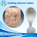 RTV2 Condensation Silicone Rubber for 3D Soap Mold Making