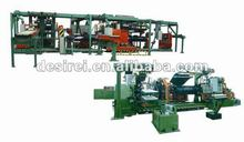 CHINA TRUCK AND BUS TIRE BUILDING MACHINE MANUFACTURER