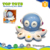 Baby Good Dream Magic Octopus Baby Musical 2017 New Toys For Kid